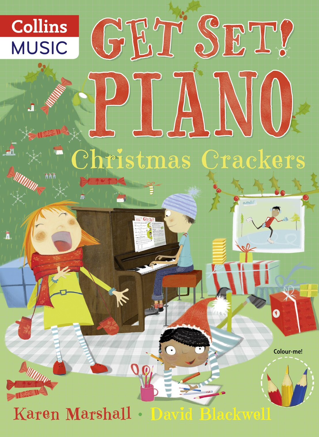 Get Set! Piano Christmas Crackers Review
