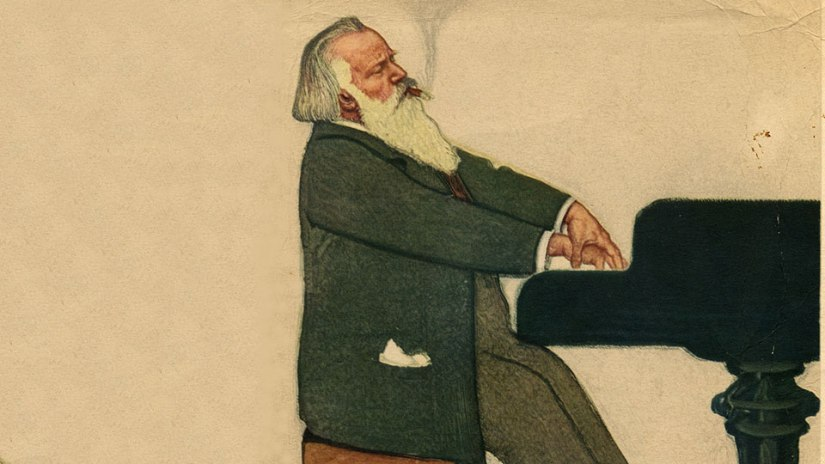 Brahms: Two Rhapsodies