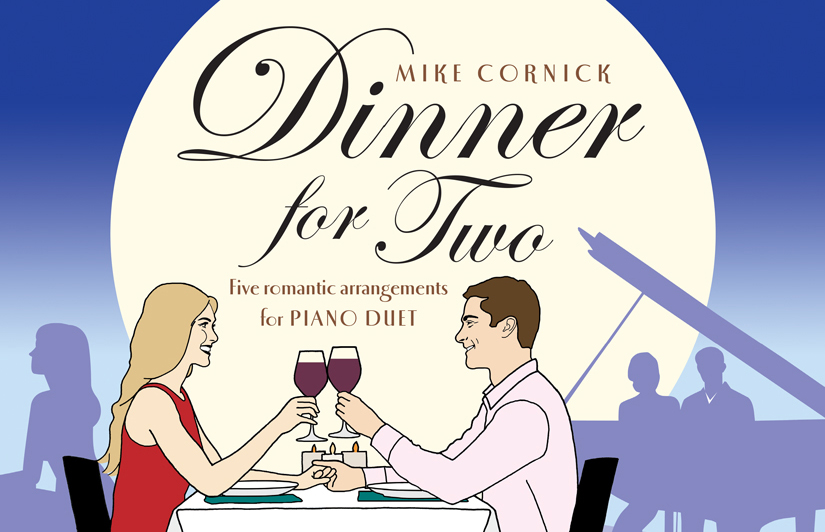 Mike Cornick's 'Dinner for Two'