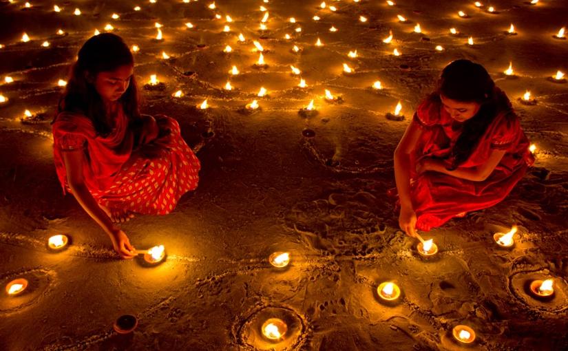 Illuminating Diwali
