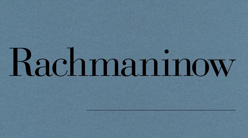 Rachmaninov: Second Sonata