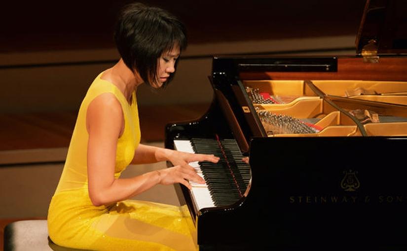Yuja Wang: The BerlinRecital