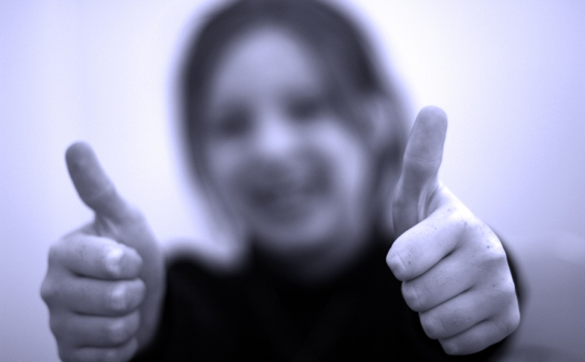 Thumbs up for theThumb!