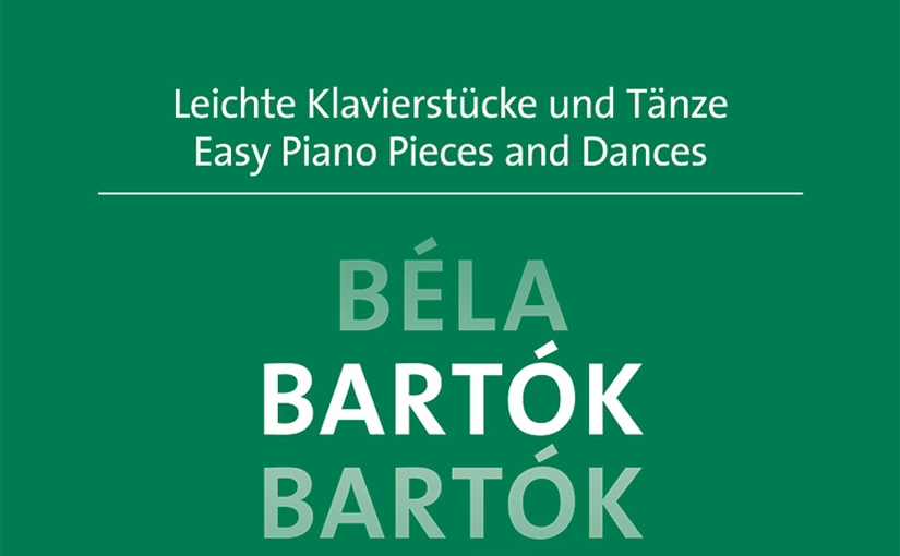 Bartók: Easy Pieces and Dances