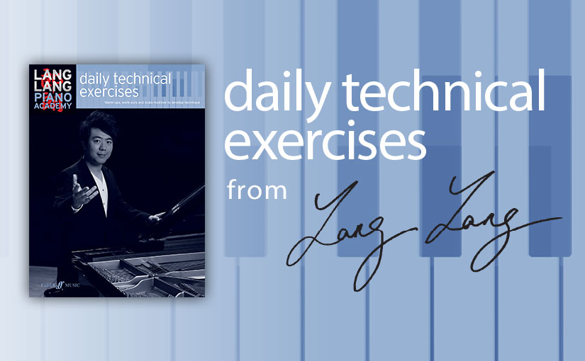 Lang Lang's Daily Technical Exercises