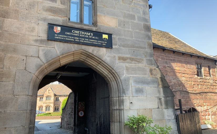 Chetham's Summer School for Pianists