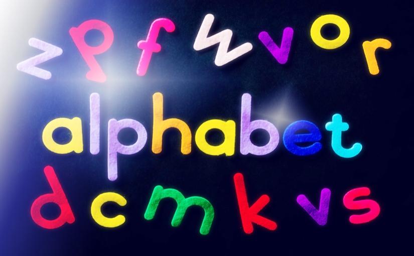 "June Armstrong's ""Alphabet"""