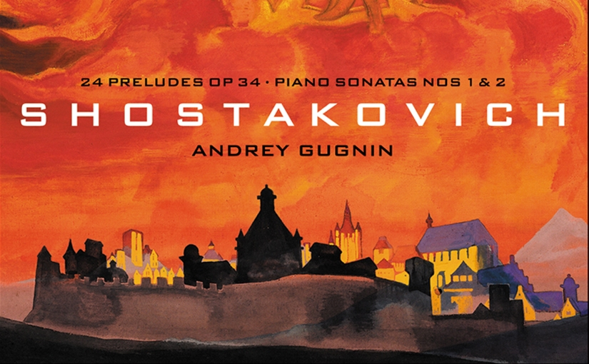 Andrey Gugnin playsShostakovich