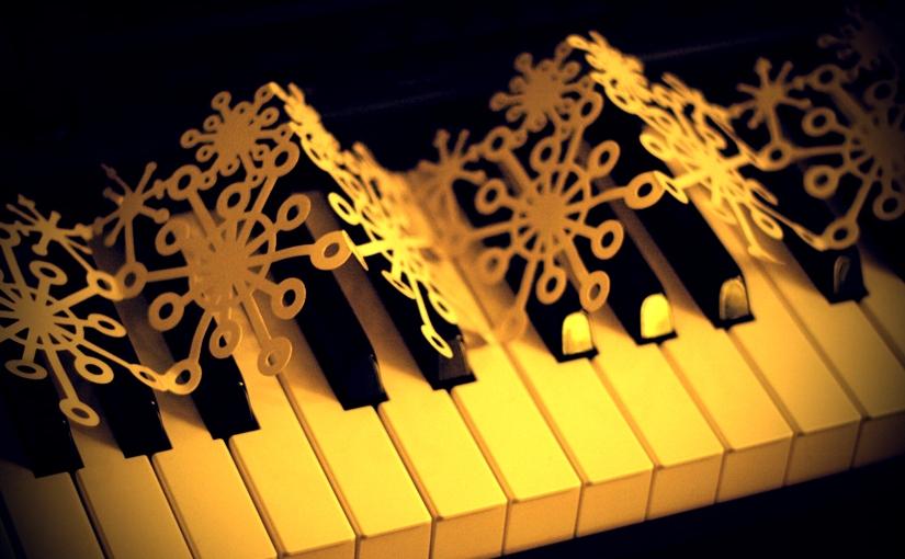 The Christmas 2021 Shortlist: Intermediate PianoMusic