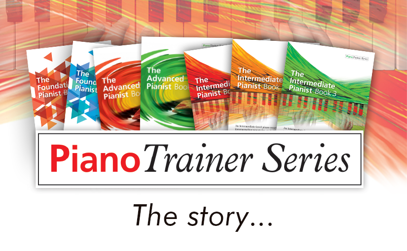 PianoTrainer:  Developing a Complete Curriculum