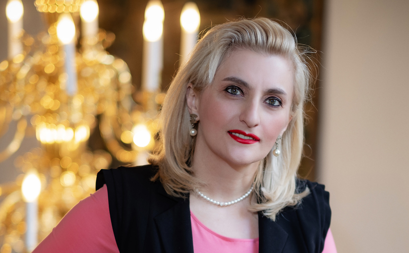 Catherine Gordeladze: CapriceBrillant