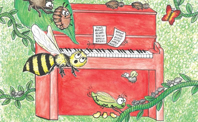 Igudesman's 'Insectopedia'