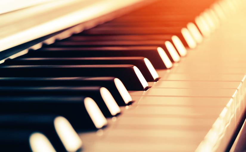 Piano & Piano Improv - cover