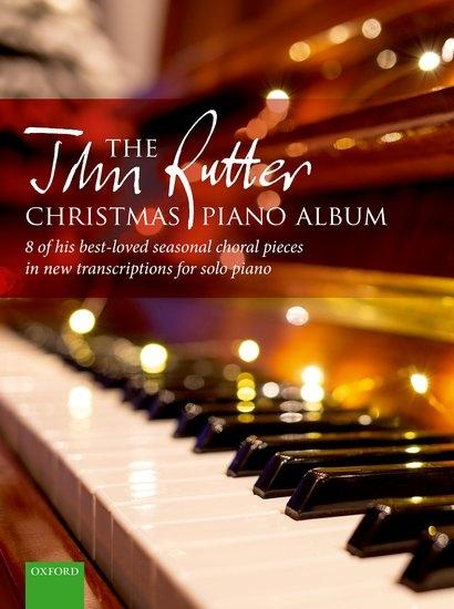 John Rutter Piano Christmas