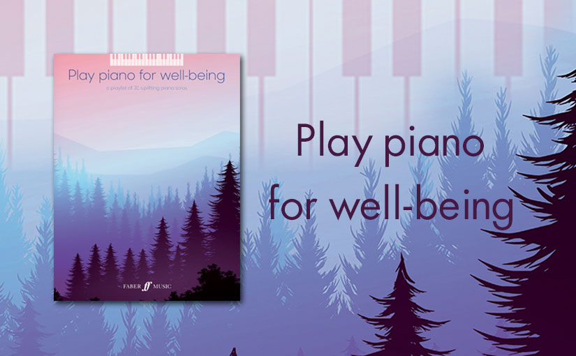 Play Piano for Well-being