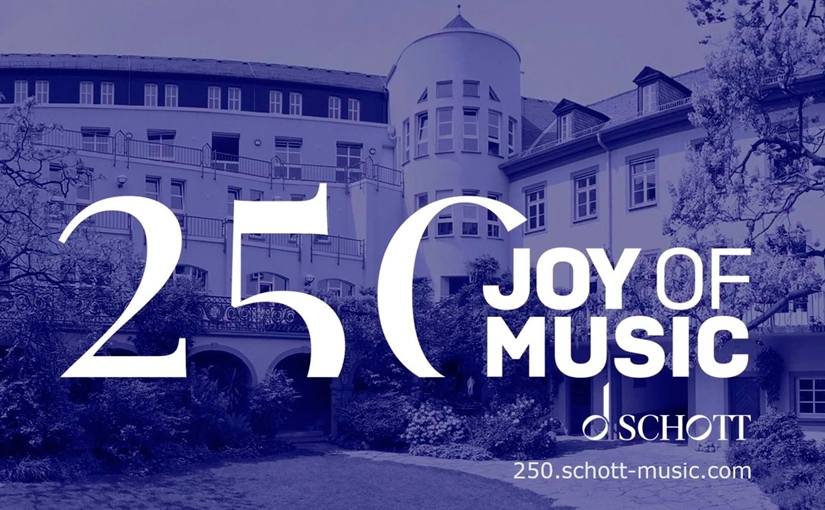 Schott's 'Joy of Music'