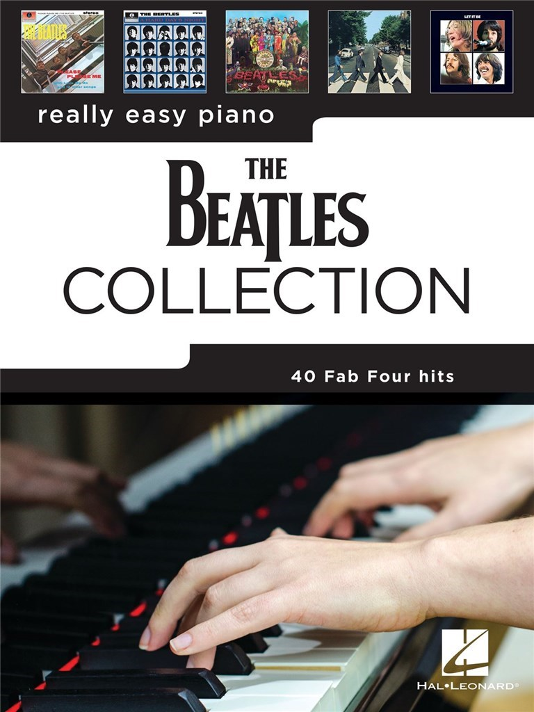 The Really Easy Beatles Collection