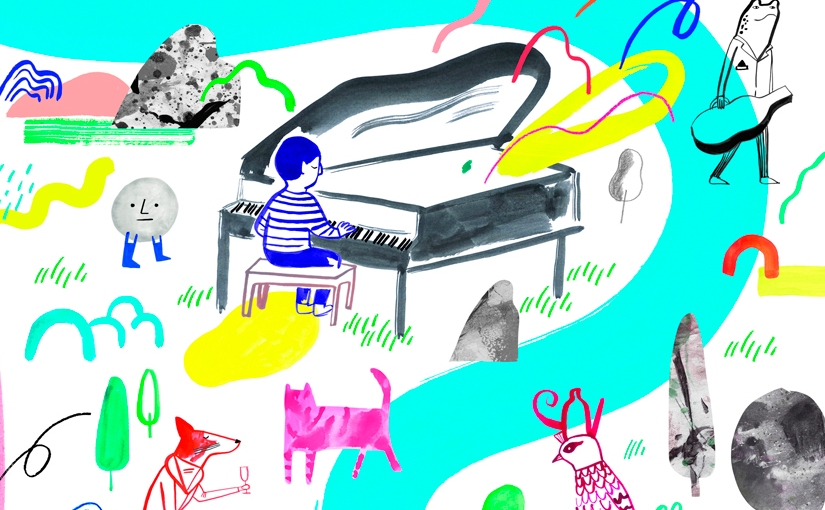 FREE! James Welburn: Cool CatBlues
