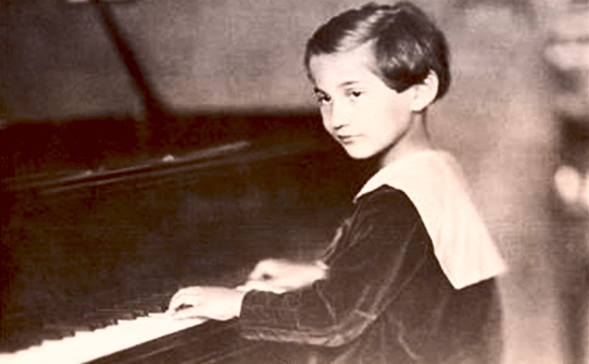 Andor Földes on being a 'ChildProdigy'