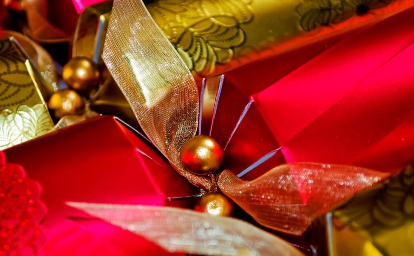 FREE! David Blackwell: ChristmasCrackers
