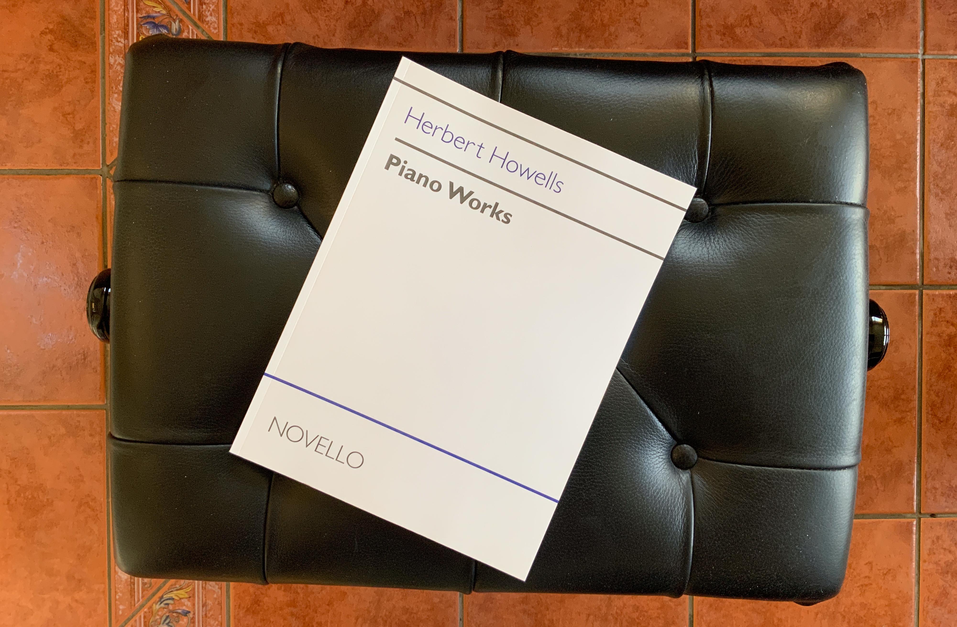 Herbert Howells Piano Works Novello